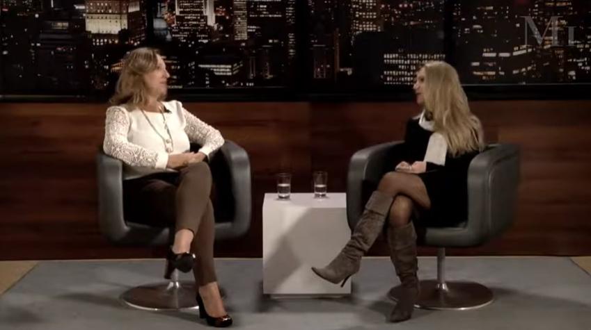 Uma entrevista muito gostosa com Michele Vanzela. Assista.